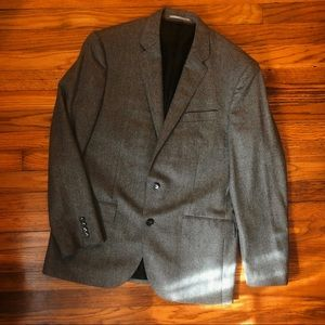 Italian Wool Crosby Suit  by J. Crew